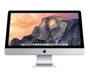 "Late 2013 iMac ""27 Like New"