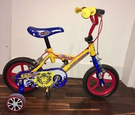 Kids children's Bike 3 - 5 years
