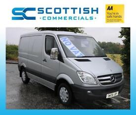 Mercedes Sprinter 209 CDI SWB EXCELLENT CONDITION *NO VAT* LOW MILES PLY LINED