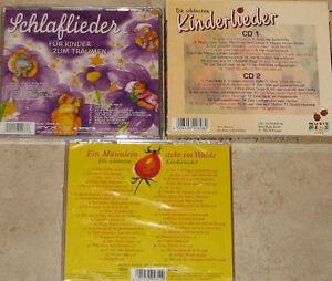 Qty 4 x German Children's Music CD's London Ontario image 2