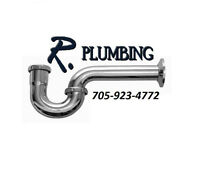 For All Your Plumbing Needs! Call or Text R. Plumbing!