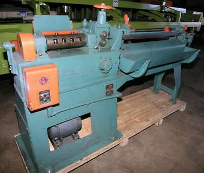 316 Lewis Model 7-d Wire Straightener Cut-off 48613