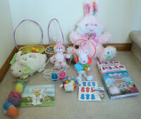 Lot of Assorted EASTER Toys (Many NEW with tags)