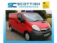 2009 VAUXHALL VIVARO EXCELLENT CONDITION ONE OWNER *LOW MILES* YEARS MOT Trafic