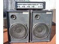 Musical Amplification system plus extras