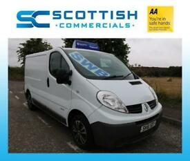 2011 RENAULT TRAFIC EXCELLENT CONDITION *NO VAT* SAT NAV YEARS MOT!!!!!! Vivaro