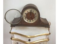 Vintage Antique Westminster Chime napoleon has shape clock