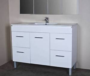 FACTORY CLEARANCE!! Ex-display budget vanity 1.2m wide-BG Mulgrave Monash Area Preview
