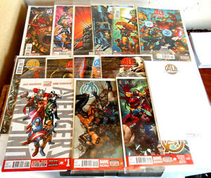 Avengers Comic Book Lot & Age of Ultron comics Lot