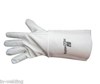 WIG Handschuhe Schweißerhandschuhe Leder 1 Paar Größe 10