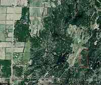 RURAL ACREAGE: 25.2 ACRES