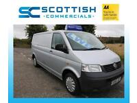 VOLKSWAGEN TRANSPORTER T30 LWB SILVER *NO VAT* GREAT CONDITION DRIVES GREAT