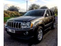 Jeep Grand Cherokee 3.0 CRD. IMMACULATE. LOW MILES. LOW TAX