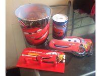 Lightning McQueen accessories