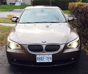 2007 bmw 530i ( certified and etested )