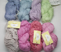 100% Cotton 100m/200gr, Double knitting, 22stitches, Gauge: 4mm