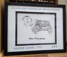 Derby County football fan gift idea