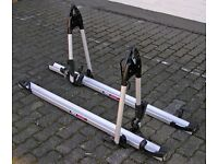 Thule 515 bike rack for roof bars carrier X 1 pair £40 Cardiff. Selling fast - 1 pair already sold