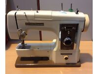 ELECTRIC SEWING MACHINE-Frister & Rossman