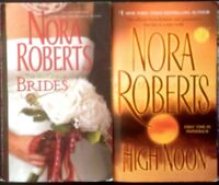 LOT DE  2 VOLUMES DE  NORA ROBERTS