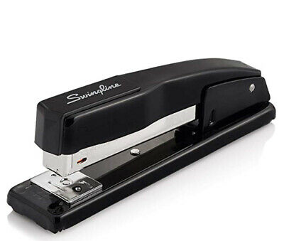 Commercial Desktop Metal Stapler For Office School 20 Sheet Capacity Durable