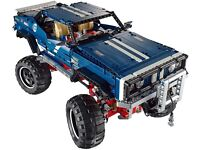 Sold out new Lego technic 41999 sealed Limited only 20,000