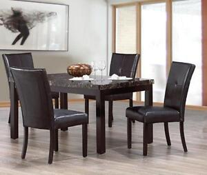 *** USED *** MAZIN FURNITURE MURRAY 5PC DINETTE S/N:51228670 #STORE523