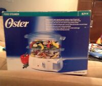 Oster Ford steamer, brand new.