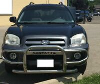 Certified, 2006 Hyundai Santa Fe Sport 4x4, 2.7L V6, Loaded