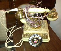 ★ Vintage French style Rotary Telephone  ★