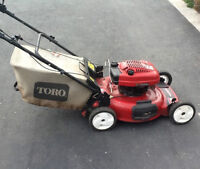 Lawn Mower 6.75 HP