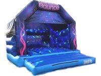 bouncy castle hire Glasgow