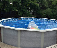 Manufactures Clearance Sale - Above Ground Pools and Liners