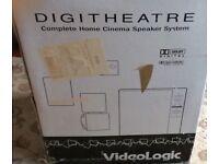 Cinema home system speakers