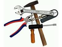 Handyman - Minor repairs from £12ph