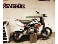 140cc pitbike stomp race engine