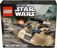 LEGO (NEW, Sealed) Star Wars Microdroid AAT Fighter
