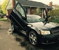 2008 Dodge Magnum SXT Wagon w/ Lambo Doors by LSD Doors and more