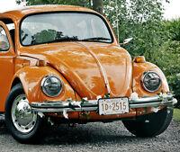 VW Beetle 1973, comme neuve.