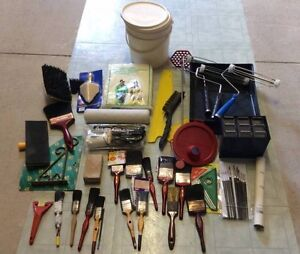 Painting Accessories Assorted Bankstown Bankstown Area Preview