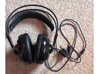 SteelSeries Siberia V2 - Gaming Headset / Retractable Mic (Black)