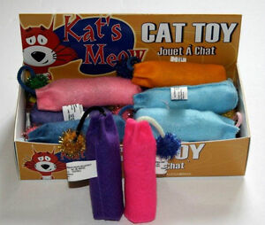 Cat Toys Catnip TNT Cat pet toy toys 15 per box Made in Canada Kitchener / Waterloo Kitchener Area image 1