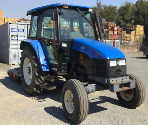 Tractor and 6 Foot Slasher Rathmines Lake Macquarie Area Preview