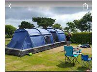 Brand new kalahari 8 man tent