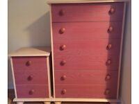 Kid's Chests of Drawers - offer made awaiting pick up