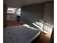Massive double room with loads of storage
