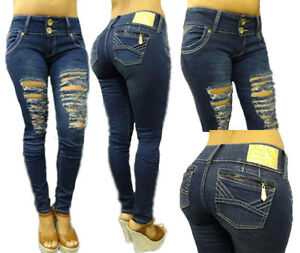 COLOMBIA LEVANTA COLA  BUTT LIFTER JEANS