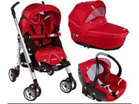 Bebe confort . Travel system . Buggy . Pram . Pushchair. Stroller