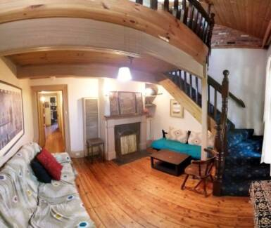 furnishd 2 bdr cottage.Heart of Carlton,Suit 3/4 Friends shating