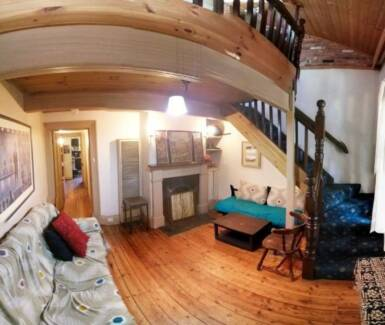 Furnishd 2 bdr Cottage. Heat of Carlton. Suit 3/4 friends sharing